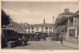 Palaiseau- Le Marché - Palaiseau