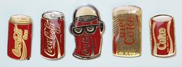 Pins-boissons_coca-cola_coke_lot 20_cannettes_5 Pins - Coca-Cola
