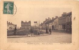 78-ORGERUS- PLACE DE LA MAIRIE - France