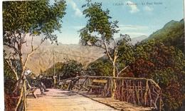 CILAOS LE PONT RODIER (ANIMEE) - La Réunion