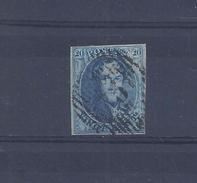 N°11 GESTEMPELD D75 Annevoye MET 4 MARGES COB € 10,00 + COBA € 15,00 SUPERBE - 1858-1862 Médaillons (9/12)