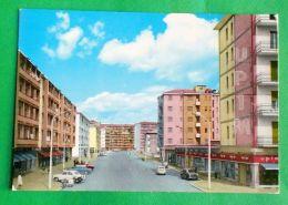 Cartolina Milano - Quarto Oggiaro - Via Federico De Roberto  - 1964 - Milano