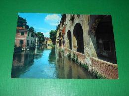 Cartolina Treviso - Canale E Sottoportico Dei Buranelli 1965 Ca - Treviso