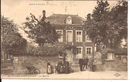 QUIVIÈRES - GUIZANTCOURT LA MAIRIE FELDPOSTAMT 1914? 21 ARMEE-CPS  PHOTO NANCY Royer 1094d3 - Frankrijk