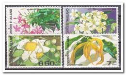Thailand 1982, Postfris MNH, Flowers - Thailand