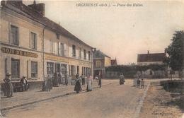 78-ORGERUS- PLACE DES HALLES - France