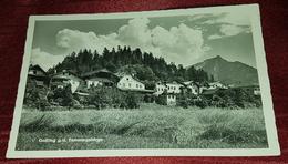 GOLLING G.D. TENNENGEBIRGE, AUSTRIA, ÖSTEREICH ORIGINAL OLD POSTCARD - Golling