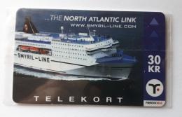 Smyril Line   Faroe Island, Mint In Blister - Faroe Islands