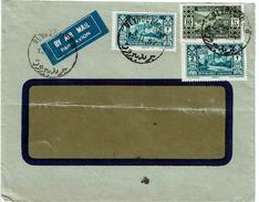 CTN49/09 - LIBAN LETTRE AVION BEYROUTH / PARIS FEVRIER 1937 - Liban