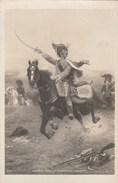 Salon 1904 - E CHAPERON - Murat - Militaria Uniformes Cheval - Pli Angle Haut Droit - Pintura & Cuadros