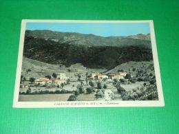 Cartolina Cabanne D' Aveto - Panorama 1960 Ca - Massa