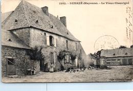 53 - DENAZE --  Le Vieux Chauvigné - France