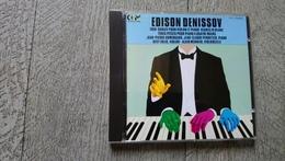 Edisson Denisov Trio Sonate Pour Violon Piano Musique Russe 1979 Russie - Classique