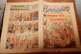 Bernadette. N°471. 11 Décembre 1955. - Livres, BD, Revues