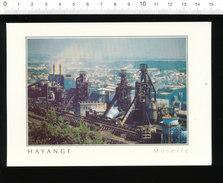 Hayange Moselle - Hauts-Fourneaux CP 68/35 - France