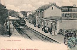 La Gare De Palaiseau N°1208 - Palaiseau
