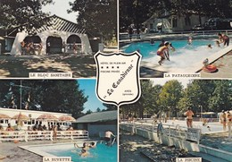 "HOTEL DE PLEIN AIR ""LA CANADIENNE"" MULTIVUES (dil298) - Hotels & Restaurants"