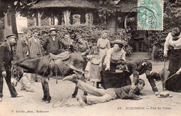 LE PLESSIS ROBINSON - Robinson - Pas De Veine - Le Plessis Robinson
