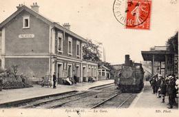 Palaiseau- La Gare N.D Phot. - Palaiseau