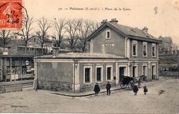 -Palaiseau,place De  La Gare N°70 - Palaiseau