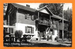 Suisse. Châtel Sur Montsalvens. Restaurant Du Lac. - FR Fribourg