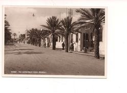 $3-5498 Colonie Libia Cartolina HOMS Tripolitania Non Viaggiata - Italia