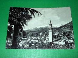Cartolina Valdobbiadene - Panorama Col Monte Grappa 1954 - Treviso