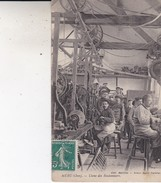 C1 / MERU OISE  USINE  DES BOUTONNIERS  1916  D 60 - Meru