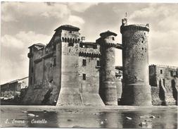 Y3695 Santa Marinella (Roma) - Castello Di Santa Severa - Castle Chateau Schloss Castillo / Non Viaggiata - Other Cities