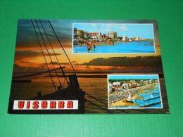 Cartolina Viserba - Vedute 1968 - Rimini