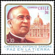 Chile 0627 ** MNH. 1983 - Chile