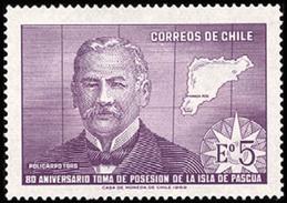 Chile 0342 ** MNH. 1970 - Chile