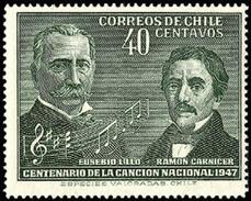 Chile 0218 ** MNH. 1947 - Chile