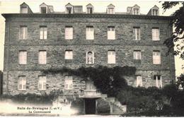 CPA N°198 - BAIN DE BRETAGNE - LA COMMUNAUTE - France