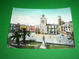 Cartolina Terlizzi ( Bari ) - Piazza IV Novembre 1960 Ca - Bari