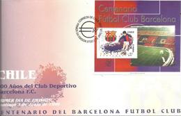 Chile HB U 58 (o) MNH. 1999 Sobre - Chile