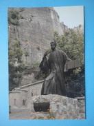 Pietra Di Bismantova - Castelnovo Nè Monti - Reggio Emilia - Eremo Benedettino - Statua - Reggio Emilia