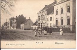 WIJNEGEM: (kaart F. Hoelen): Postbureel - Wijnegem