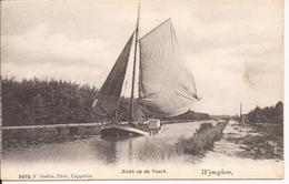 WIJNEGEM: (kaart F. Hoelen): Zicht Op De Vaart - Wijnegem