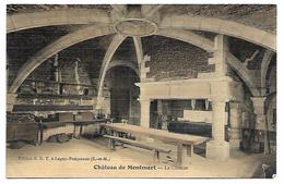 Chateau De MONTMORT - La Cuisine - Montmort Lucy