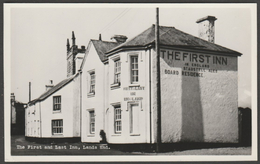 The First And Last Inn, Land's End, Sennen, Cornwall, C.1956 - RP Postcard - Land's End