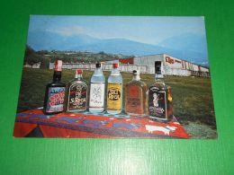 Cartolina Quart - Prodotti St. Roch Tipici Della Valle D' Aosta 1970 Ca - Italy