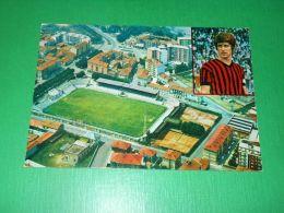 Cartolina Alessandria - Campo Sportivo Comunale - Veduta Aerea 1970 Ca - Alessandria