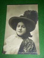 Foto Cartolina Cinema Teatro Lirica - Felicitas CERIGIOLI - 1910 Ca - Autres