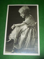 Foto Cartolina Cinema Teatro Lirica - I. SAMBUCCINI - 1935 Ca - Other