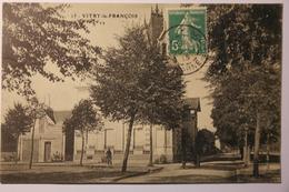 Cpa Vitry Le François 1915 - TOK09 - Vitry-le-François