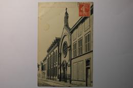 Cpa Vitry Le François Rue Des Dames Le Couvent 1908 - TOK09 - Vitry-le-François