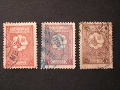 SAUDI ARABIA NEJD 1926 TUGHRA - Arabie Saoudite