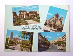 Cartolina Ruvo Di Puglia - Vedute Diverse 1968 - Bari