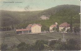 Alberschweiler ,Abreschviller ,carte Colorisée,1907 - France